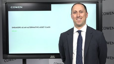 Sneakers as an Alternative Asset Class - AOTC | John Kernan | 4/10/19