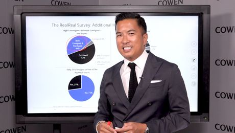 The RealReal Survey | Oliver Chen | 8/1/19