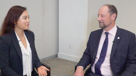 Cowen Interview | Lucy Guo & Stuart J. B. Bradie, President & CEO of KBR 5/3/19