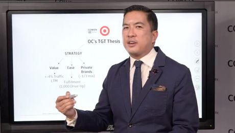 Oliver Chen | OC's Buy TGT Thesis: Bullseye... Expect More Pay Less | 11/7/18