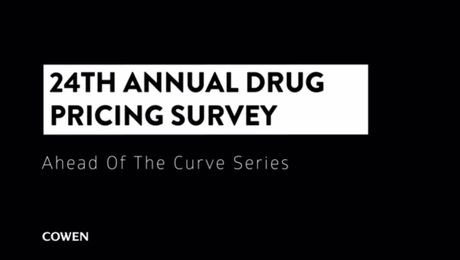 24th Annual Drug Pricing Survey - AOTC | Steve Scala | 1/3/19