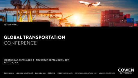 Global Transportation Conference 2019 Promo