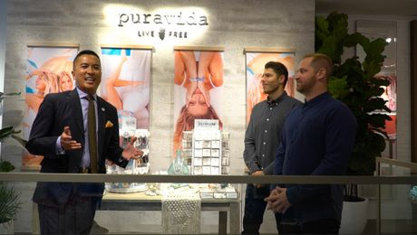Cowen Interview | Oliver Chen with Griffin Thall & Paul Goodman, Co-Founders of Pura Vida