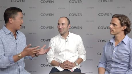 Cowen Interview | Oliver Chen With Alexei Agratchev, CEO Of RetailNext & Aaron Sanandres, CEO Of UNTUCKit