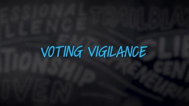 Voting Vigilance