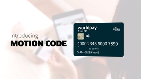 Motion Code by Worldpay from FIS
