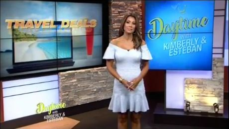 Mark Murphy on Daytime with Kimberly & Esteban (10/01/18)