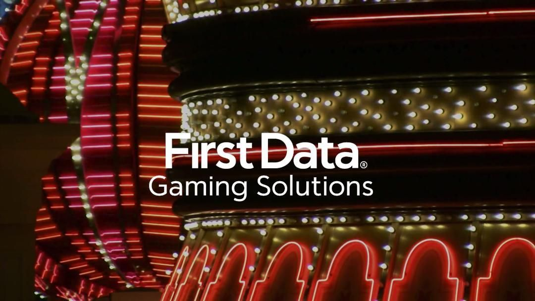 First Data Global Gaming Solutions Display Video