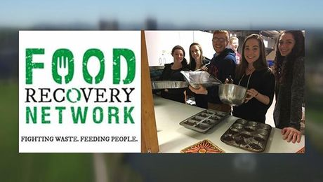 Food Recovery Network at UMass Amherst