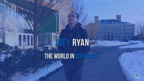 Joey Ryan, The World In Our Hands