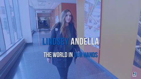 Lindsey Andella The World In Our Hands