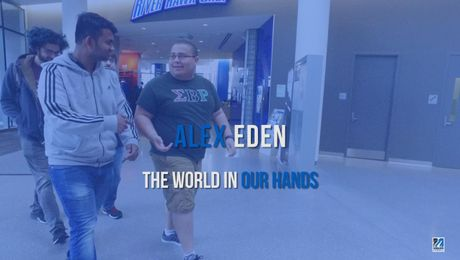 Alex Eden The World In Our Hands
