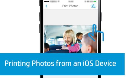 Printing Photos from an iOS Device