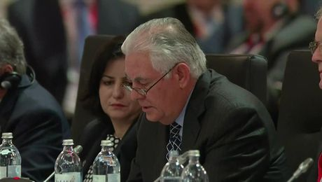 Secretary Tillerson Remarks at Organization for Security and Co-operation in Europe Ministerial Plenary Session