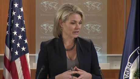 Department  Press Briefing - December 7, 2017