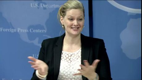 Washington Foreign Press Center Briefing:  T Launch of New Women's Empowerment Initiatives