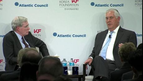 Remarks at 2017 Atlantic Council – Korea Foundation Forum