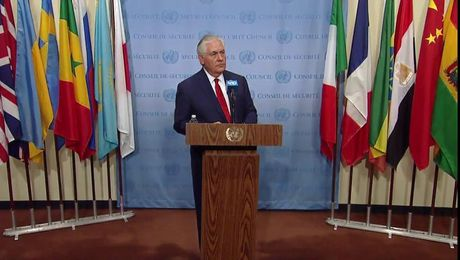 Press Availability after UN Security Council Ministerial Briefing on Non-Proliferation and the DPRK
