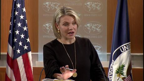 Department Press Briefing - January 2, 2018