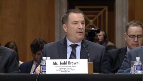 Assistant Director Brown, Diplomatic Security, Testifies on Attacks on U.S. Diplomats in Cuba