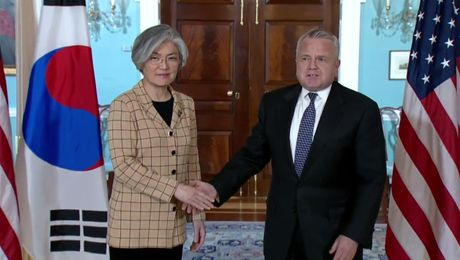 Deputy Secretary Sullivan Meets with Republic of Korea Foreign Minister Kang Kyung-wha