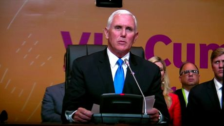 Vice President Pence Delivers Remarks at the First Plenary Session of the Summit of the Americas