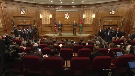 Press Availability With Jordanian Foreign Minister Ayman Safadi