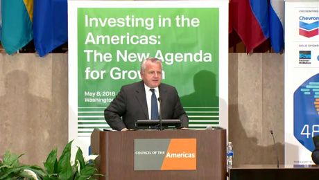 Deputy Secretary Sullivan Delivers Remarks at 48th Annual Washington Conference on the Americas