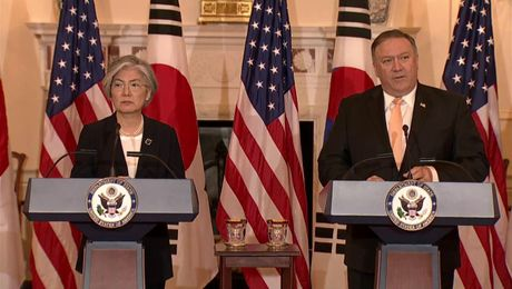 U.S. - Republic of Korea Joint Press Availability