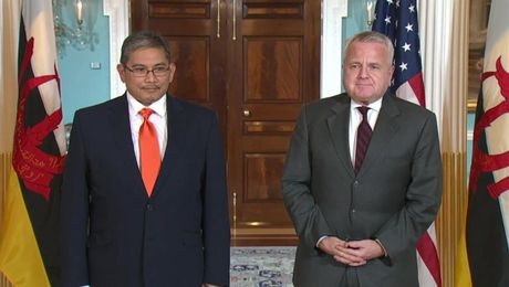 Deputy Secretary Sullivan Meets with Brunei Second Minister of Foreign Affairs and Trade Erywan