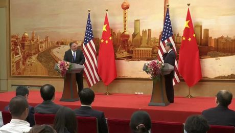 Press Availability With State Councilor and Foreign Minister Wang Yi