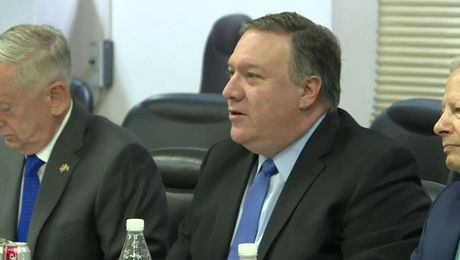 Secretary Pompeo Delivers Opening Remarks at the U.S.-India 2+2 Dialogue