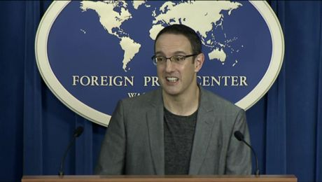 "Washington Foreign Press Center Briefing on ""Redistricting and Election Laws"""