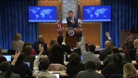 Special Briefing and Department Press Briefing - December 11, 2018