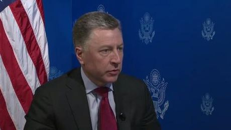 LiveAtState with Ambassador Kurt Volker, Special Representative for Ukraine Negotiations
