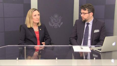 LiveAtState With Andrea Thompson, Under Secretary for Arms Control and International Security
