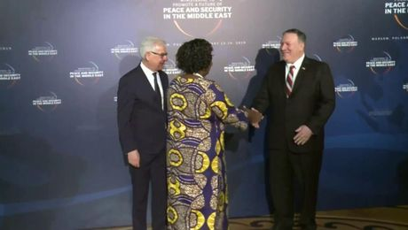 Ministerial to Promote a Future of Peace and Security in the Middle East Working Dinner