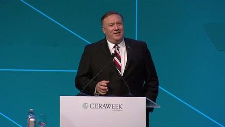 Secretary Pompeo Delivers Remarks at CERAWeek