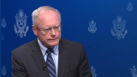 LiveAtState with James F. Jeffrey, Special Representative for Syria Engagement