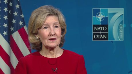 LiveAtState with Kay Bailey Hutchison, U.S. Permanent Representative to NATO