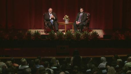 Secretary Pompeo Participates in Q&A Discussion at Texas A&M University