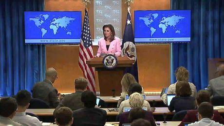 Department Press Briefing - June 10, 2019