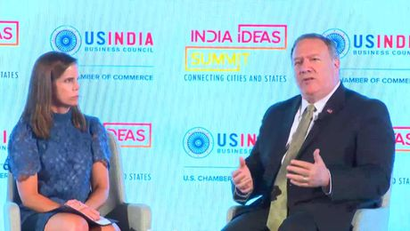 Fireside Chat with President and CEO of Tellurian, Inc. at India Ideas Summit