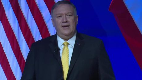 Secretary Pompeo remarks from Bangkok