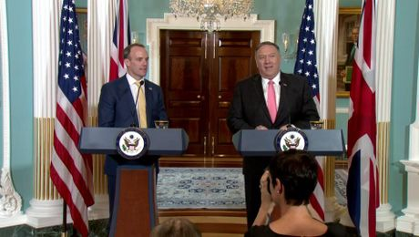 Secretary Pompeo joint press availability