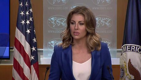 Department Press Briefing - August 8, 2019