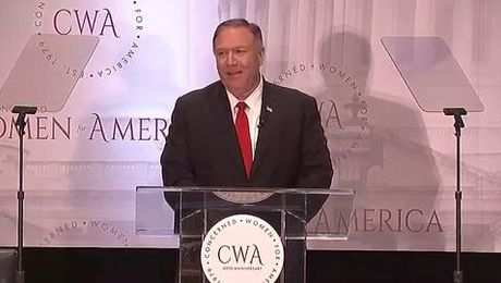 Secretary Pompeo's Remarks at the Concerned Women for America 40th Anniversary Luncheon
