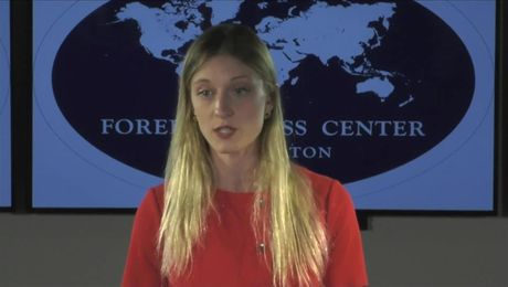"Washington Foreign Press Center Briefing on ""Update on U.S. Policy in Venezuela"""