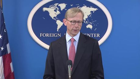 "New York Foreign Press Center Briefing on ""Iran: Readout from the 74th U.N. General Assembly"