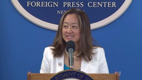 "New York Foreign Press Center Briefing with Chung on ""Overview of U.S. Engagements at UNGA on Western Hemisphere."""